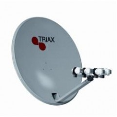 Fixed dish multisat system